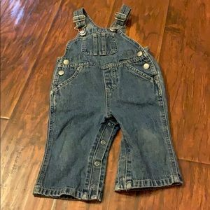 6-12mo Old Navy overalls